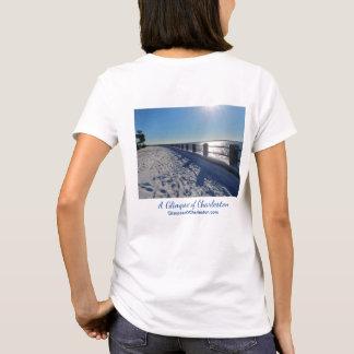 Ski Charleston T-Shirt -- Women's