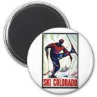 Ski Colorado Magnet