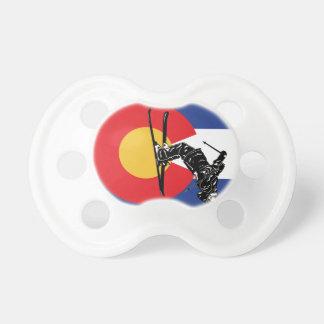 Ski Colorado Pacifier