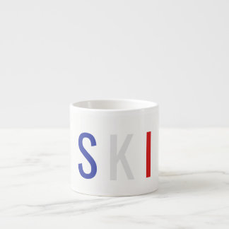 Ski Espresso Cup