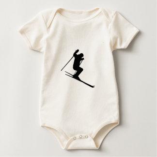 Ski Gear Baby Bodysuit