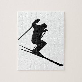 Ski Gear Jigsaw Puzzle
