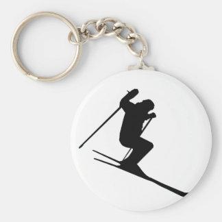 Ski Gear Keychain