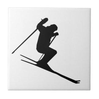 Ski Gear Tile