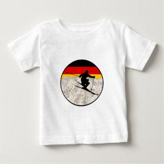 Ski Germany Baby T-Shirt