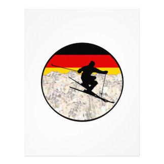 Ski Germany Letterhead