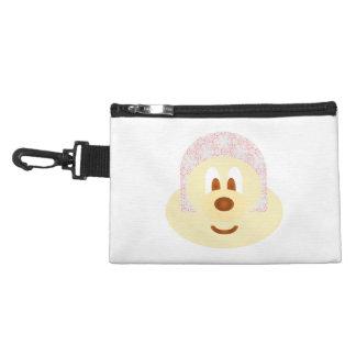 Ski Hat 鮑 鮑 Gray Clip Bag