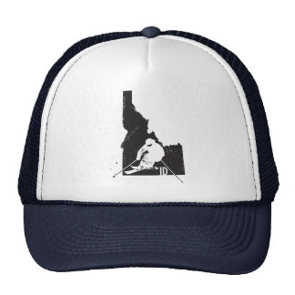 Ski Idaho Trucker Hat