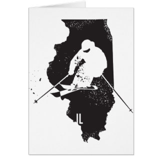 Ski Illinois Card