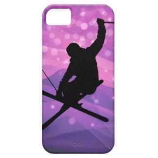 Ski Jump iPhone 5 Covers