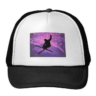 Ski Jump Trucker Hat
