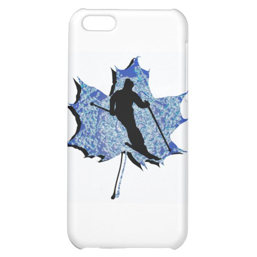 SKI LEAF DREAM COVER FOR iPhone 5C