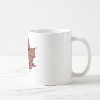 SKI LEAF GRACE COFFEE MUG