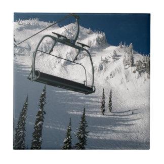 Ski Lift Tile