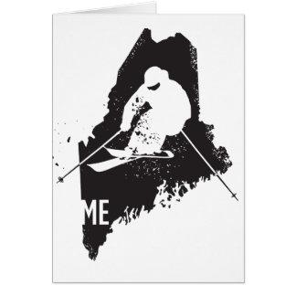 Ski Maine Card