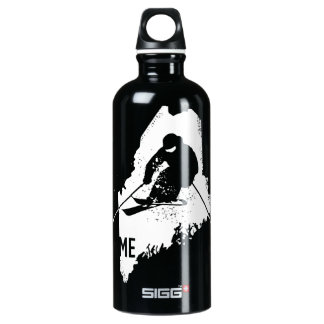 Ski Maine Water Bottle