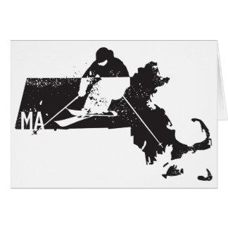 Ski Massachusetts Card