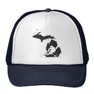 Ski Michigan Trucker Hat