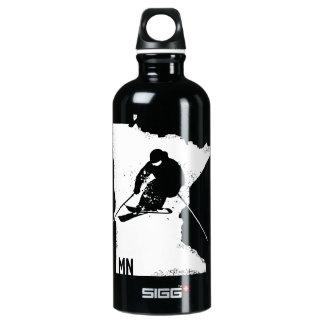 Ski Minnesota Water Bottle