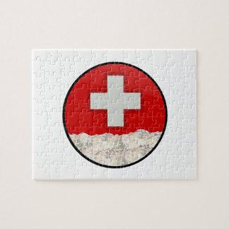 Ski Patrol Jigsaw Puzzle