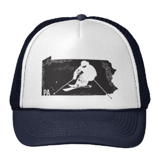 Ski Pennsylvania Trucker Hat