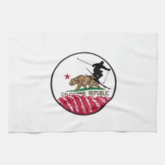 Ski Republic Kitchen Towel