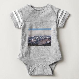 Ski Slope Dreaming Baby Bodysuit