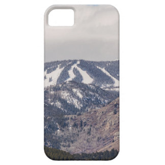 Ski Slope Dreaming iPhone 5 Covers