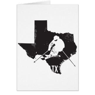 Ski Texas Card