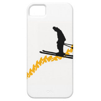 Ski the People Case For The iPhone 5
