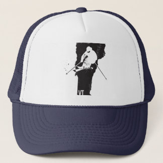 Ski Vermont Trucker Hat