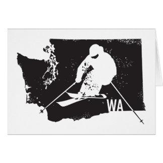 Ski Washington Card