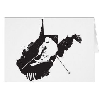 Ski West Virginia Card