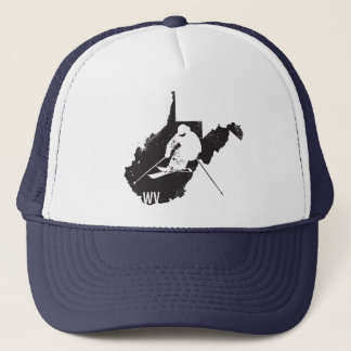 Ski West Virginia Trucker Hat