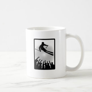 SKI WINTER MIX COFFEE MUG