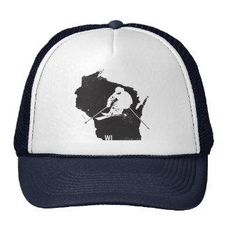 Ski Wisconsin Trucker Hat