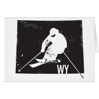 Ski Wyoming Card