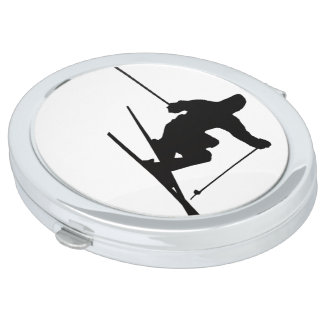 Skier Mirror For Makeup
