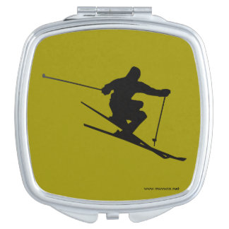 Skier Mirrors For Makeup