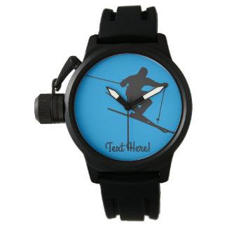 Skier Wristwatches