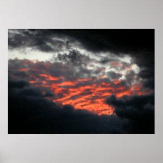 Skies Afire: Sunset - Poster #1