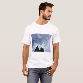 Skies Over the Palouse T Shirt