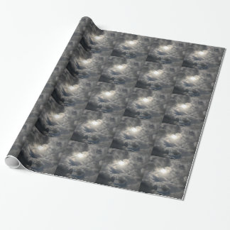 Skies Wrapping Paper
