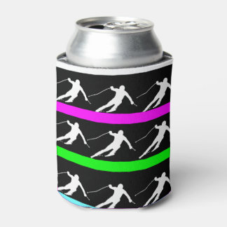 skiing can cooler