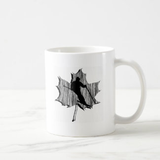SKIING HAZY AMAZING COFFEE MUG