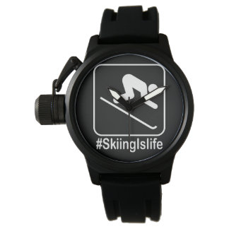 Skiing Is LIfe! Watch