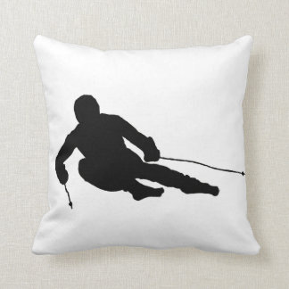 Skiing Pillow