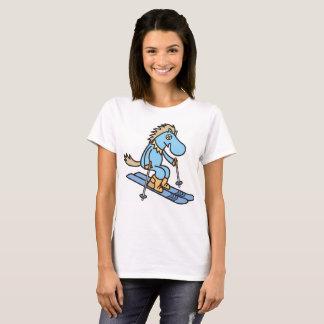 Skillfulness it is skiing T-Shirt
