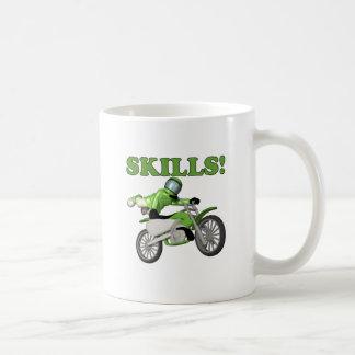 Skills Basic White Mug