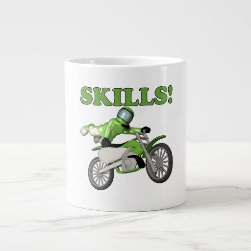 Skills Extra Large Mug
